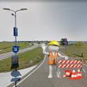 Opnieuw uitstel afsluiting Uitdammerdijk
