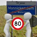 Wordt de N518 alsnog deels 50 of 60 km/uur?