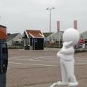 Brief Eilandraad parkeerautomaten en parkeren/inrijden Marken