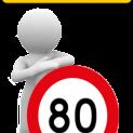 N518 blijft voorlopig 80 km/uur